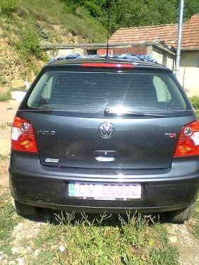 VW POLO 1.9 TDI Sportline