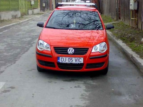 VW POLO 1,4TDI
