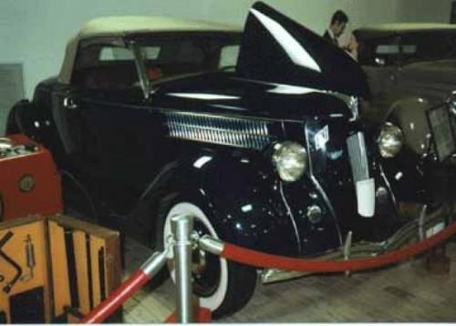 Colectia Ford de la inceputuri si masini clasice Garlits28921