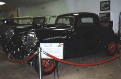 Colectia Ford de la inceputuri si masini clasice Garlits28928