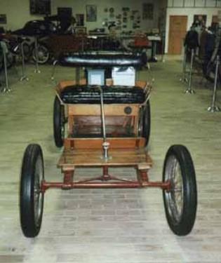 Colectia Ford de la inceputuri si masini clasice Garlits28931