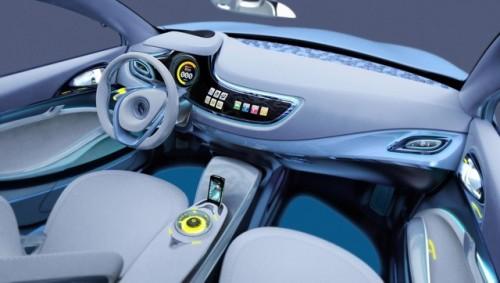 Renault Fluence Z.E. intra in teste28843