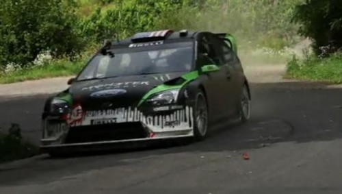 VIDEO: Ken Block testeaza Ford Focus WRC28823