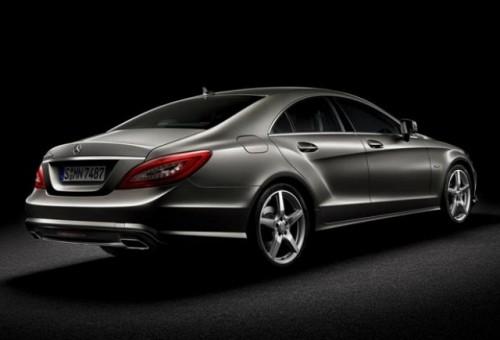 Iata noul Mercedes CLS!28810
