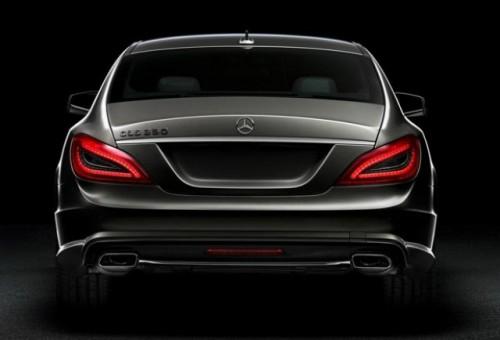 Iata noul Mercedes CLS!28811