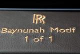 Rolls-Royce  a realizat doua editii speciale pentru arabi28785