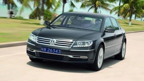 Noul VW Phaeton va fi comercializat si in America28777