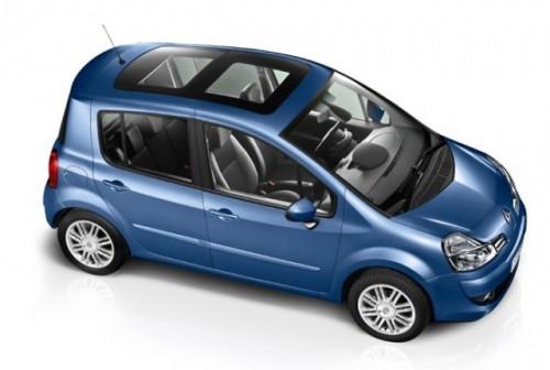 Prima imagine cu noul Renault Modus28776
