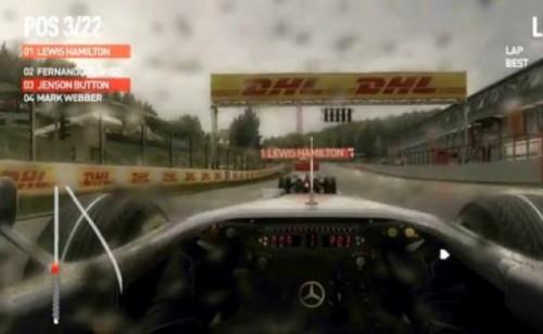 VIDEO: Jocul F1 2010 reda perfect realitatea28774