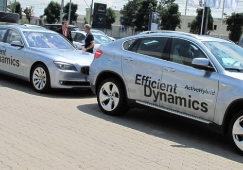 BMW, masina oficiala a Festivalului de Film Independent ANONIMUL28668