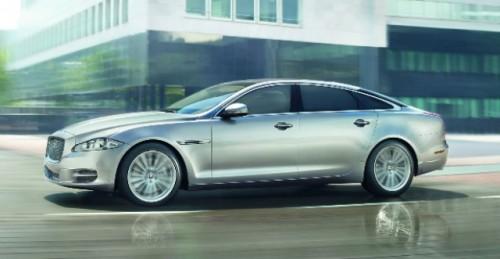 Noul Jaguar XJ Sentinel va fi prezentat la Moscova28639