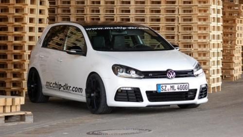 Volkswagen Golf R tunat de Mcchip-dkr28614