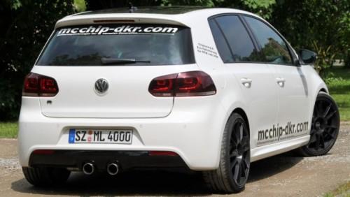 Volkswagen Golf R tunat de Mcchip-dkr28616