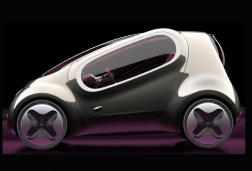 Kia Pop, noul concept electric vine la Paris28592
