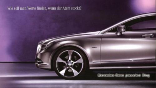Iata noul Mercedes CLS!28574