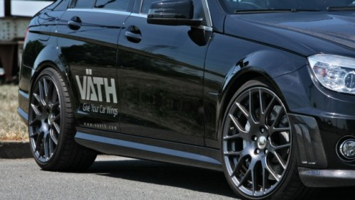 Mercedes C250 CGI tunat de Vath28564