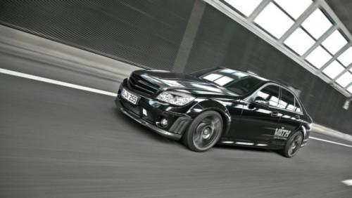 Mercedes C250 CGI tunat de Vath28566