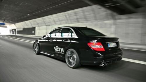Mercedes C250 CGI tunat de Vath28568