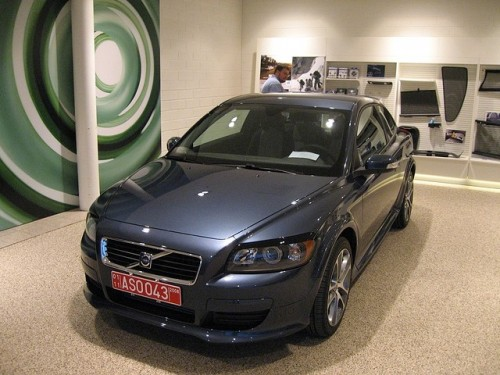Volvo C30, 400 CP, in constructie28543