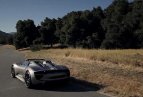 VIDEO: Porsche 918 Spyder se prezinta28507