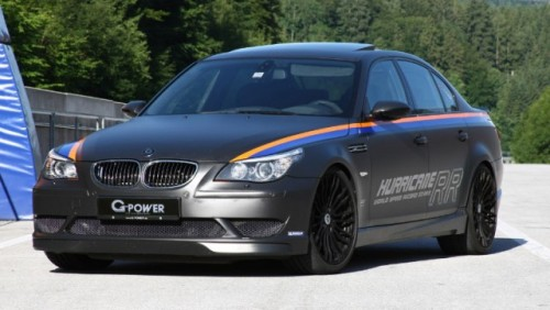 BMW M5 RR Hurricane, cel mai rapid sedan din lume28494