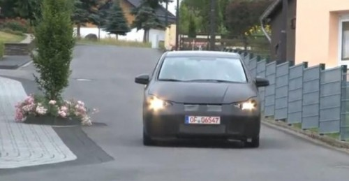 VIDEO: Noul Honda Civic spionat in Germania28491