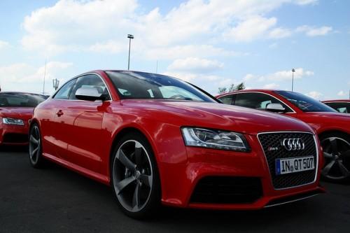 Audi RS5 va avea 450 CP28475