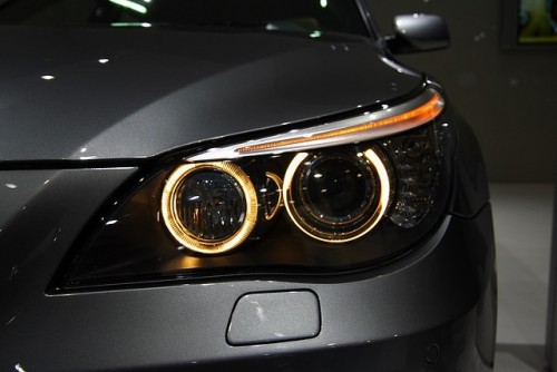 BMW serie 5 , ajustat pentru China28470