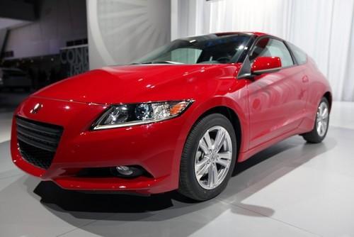 Americanii nu au nevoie de Honda CR-Z28469