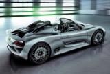 S-a finalizat super-hibridul decapotabil Porsche28368