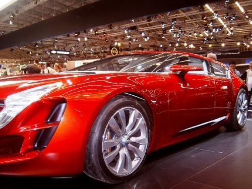 Prototipul masinii sport electrice de la Citroen28366