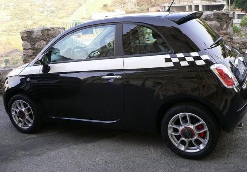 Fiat 500, modificat pentru America28353