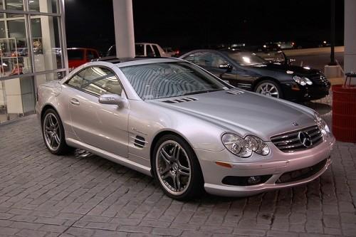 Mercedes E 63 AMG pe teren alunecos28323