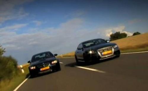VIDEO: Confruntarea titanilor: Audi RS5 vs BMW M328297