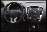 Interior Kia Cee'd 2010