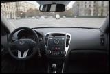 Interior Kia Ceed Wagon