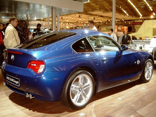 BMW a dezvaluit coupe-ul cu patru usi28262