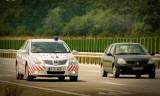 Doua Toyota Avensis vegheza asupra sigurantei traficului pe Autostrada A228259