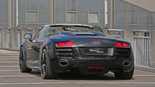 Audi R8 Spyder tunat de Sport Wheels28203