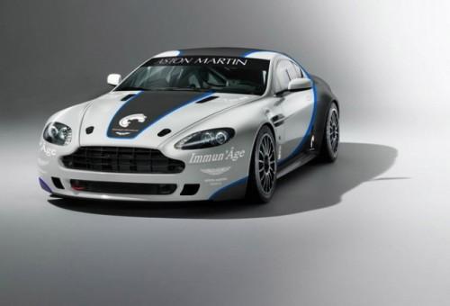 Aston Martin Vantage GT4 pentru directorul companiei28110