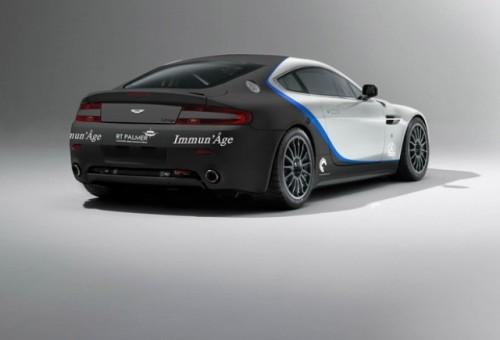 Aston Martin Vantage GT4 pentru directorul companiei28111