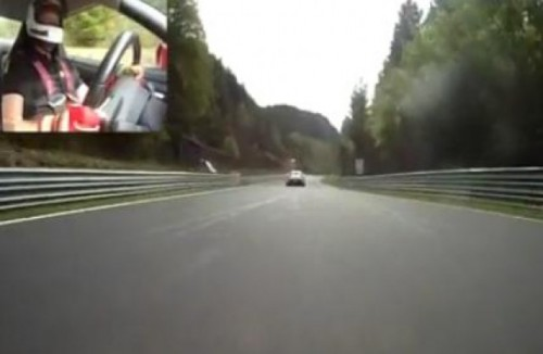 VIDEO: Nissan GT-R vs. Porsche Carrera GT28067