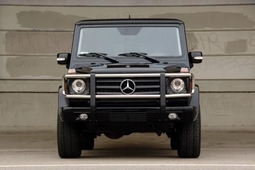Recall Mercedes-Benz G-Klasse28036