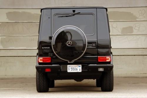 Recall Mercedes-Benz G-Klasse28037