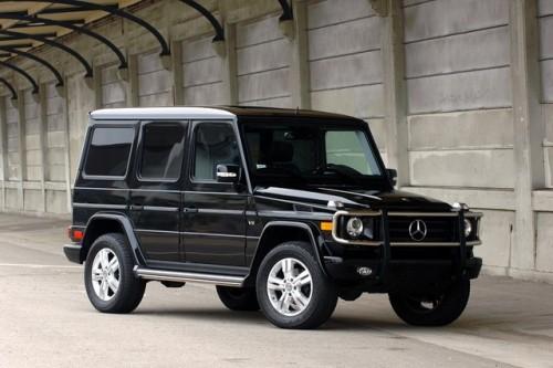 Recall Mercedes-Benz G-Klasse28039