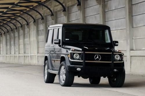 Recall Mercedes-Benz G-Klasse28041