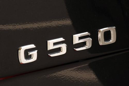 Recall Mercedes-Benz G-Klasse28050