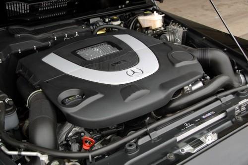 Recall Mercedes-Benz G-Klasse28052