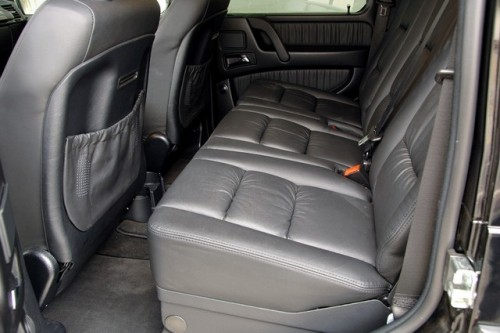 Recall Mercedes-Benz G-Klasse28057