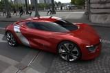 FOTO: Renault DeZir surprins in Paris28000